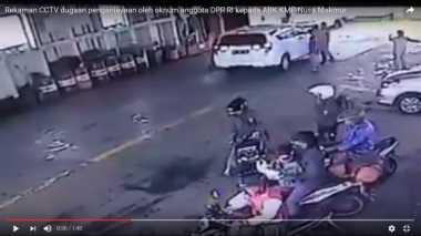 Video Anggota DPR Pukul ABK Hebohkan Netizen