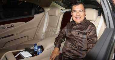 Jusuf Kalla Mendadak Diminta Pulang oleh Jokowi saat Kunker, Terkait Reshuffle?