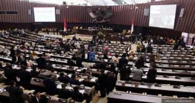 Mayoritas Fraksi DPR Setuju Perppu Kebiri Jadi Undang-Undang