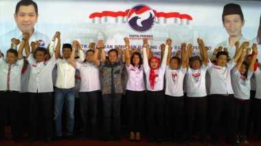 Hary Tanoe Lantik DPRt Partai Perindo Kota Bogor