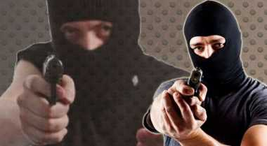 Empat Kawanan Rampok Ditembak Polisi