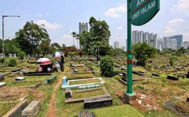 Kasudin Permakaman Ancam Polisikan Pemilik Makam Fiktif