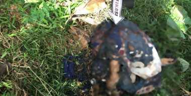 Mayat Pria Terbakar di Serpong Ternyata Buronan Polisi