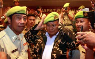 Haji Lulung Diminta Kembali Pimpin PPM
