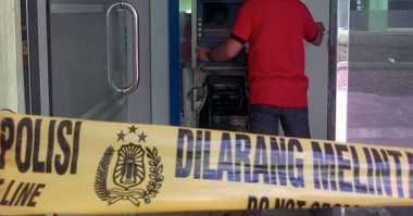 CCTV Dialihkan, Pencuri Bobol ATM Bank Papua