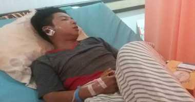 Bandar Narkoba: Anton Lari karena Trauma Suara Tembakan