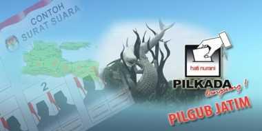 Pilgub Jatim, Kandidat yang Muncul Masih Didominasi Nahdliyyin