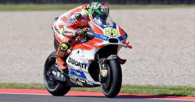 Bos Ducati Yakin Timnya Akan Sukses di MotoGP 2017