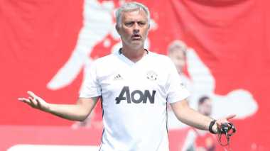 Mourinho: Europa League Jadi Penghambat Man United