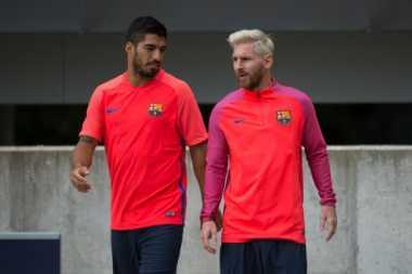 Sambut Musim 2016-2017, Messi Siapkan Gaya Rambut Baru