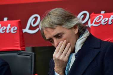 Mancini Terancam Hengkang dari Inter Milan