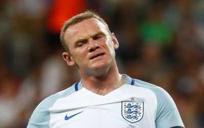 Big Sam Tak Jamin Rooney Jadi Kapten di Timnas Inggris