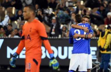 Juventus Bungkam Tottenham Hotspur 2-1