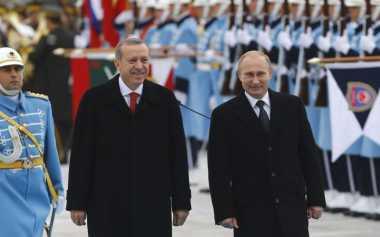 Rekonsiliasi Rusia-Turki, Putin dan Erdogan Canangkan Pertemuan