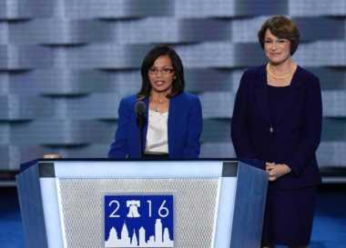 Transkrip Lengkap Pidato Ima Matul si Korban Perbudakan di Konvensi Demokrat