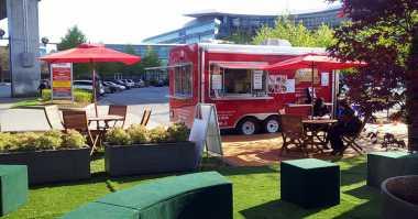 4 Food Truck untuk Pilihan Makan Siang Seru di Jakarta