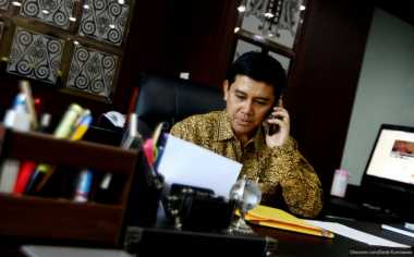 Kena Reshuffle, Yuddy Chrisnandi: Terima Kasih Presiden