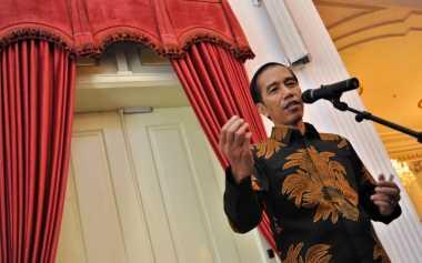 Gelar Paripurna Kabinet, Jokowi Beri Wejangan ke Menteri Baru