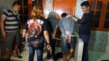 Pembunuh Pria yang Mayatnya Dibakar di Serpong Ditangkap