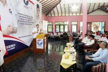 Hary Tanoe Minta Kader Perindo Perkecil Kesenjangan Ekonomi Masyarakat
