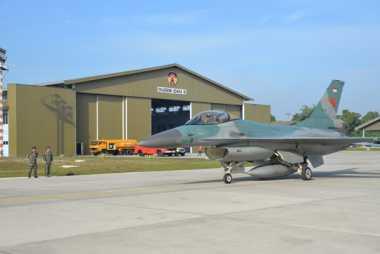 Lanud Pekanbaru Kirim Lima Pesawat Tempur ke Australia