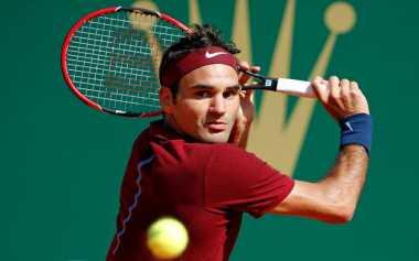 Roger Federer Dipastikan Absen di Olimpiade Rio