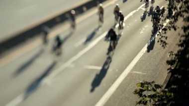 Kondisi Jalan Tour de Jakarta Penuhi Syarat
