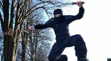 Ada Sekolah Ninja di Jepang