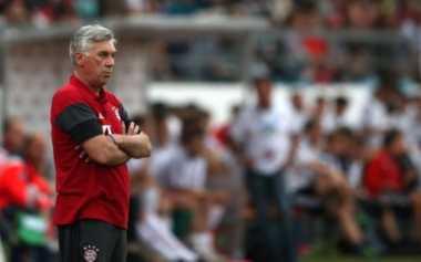 Ancelotti: Bayern Tidak Tertarik Dapatkan Pemain Baru