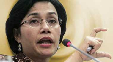 Sri Mulyani Bicara Masalah Stunting di Indonesia