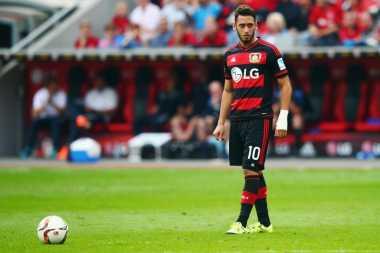 Duo Manchester Rebutan Bintang Leverkusen