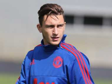 Napoli Siap Boyong Matteo Darmian dari Man United