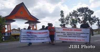 Tak Dapat Ganti Rugi Pembangunan Bandara, Petambak di Kulonprogo Protes