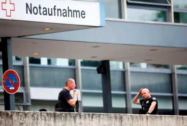 Pasien Tembak Dokter di Jerman Sebelum Bunuh Diri