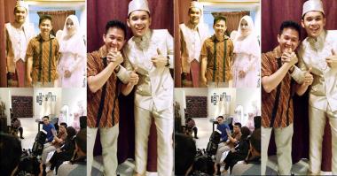 EKSKLUSIF: Cerita Ferry Sunarto tentang Busana Pengantin Ben dan Ines
