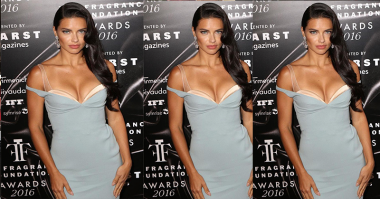 Adriana Lima Ungkap Rahasia Rambut Berkilau