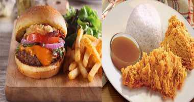 Wow, Gerai Fast Food Terkenal Ini akan Suguhkan Menu Sehat!