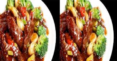 Cah Daging Manis Pedas untuk Makan Malam