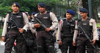 300 Polisi Diterjunkan Amankan Eksekusi Mati di Nusakambangan