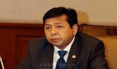 Kader Golkar Jadi Menteri, Setya Novanto Ucapkan Terima Kasih ke Jokowi