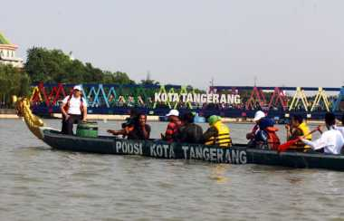 Pemkot Tangerang Gelar Festival Cisadane 2016