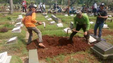 376 Makam Fiktif Diduga Tersebar di Sejumlah TPU Jakarta