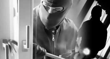 Pencuri Celengan Anak Diringkus Polisi