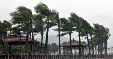 Dua Hari ke Depan, Angin Kencang Diprediksi Landa Wilayah NTT