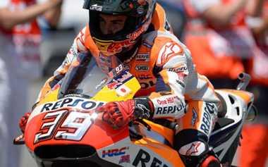 Demi Gelar Juara MotoGP 2016, Marc Marquez Takkan Ulangi Kesalahan