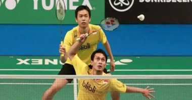 Tim Bulutangkis Indonesia Bertolak ke Brazil