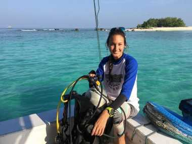 Nadine Chandrawinata Bakal Berikan Aksi Terheboh di Kemerdekaan Indonesia