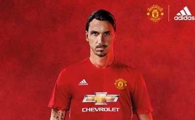 Ibrahimovic Latihan Perdana Bareng Manchester United pada Kamis