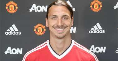 Ibrahimovic Diyakini Akan Bawa Manchester United ke Tempat Asalnya