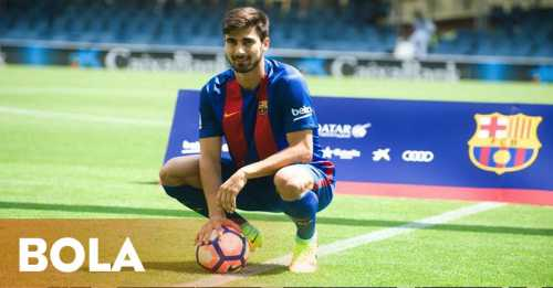 Bartomeu Bahagia Andre Gomes Pilih Barcelona